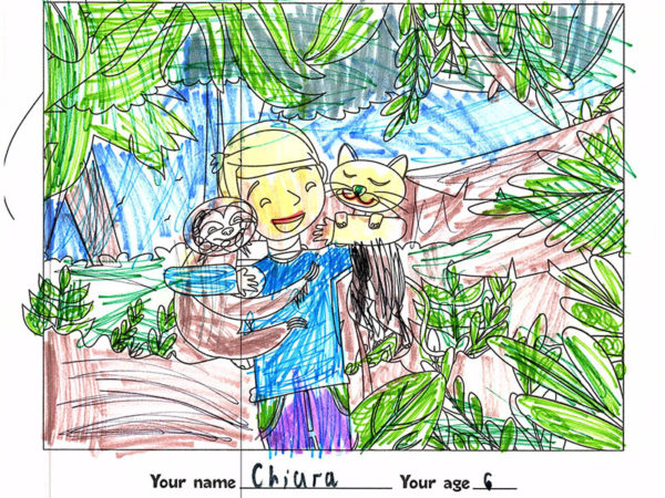 Chiara Age 6