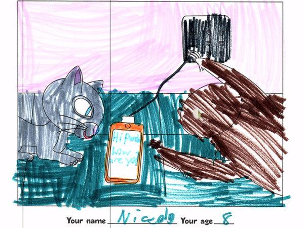 Niccolo Age 8